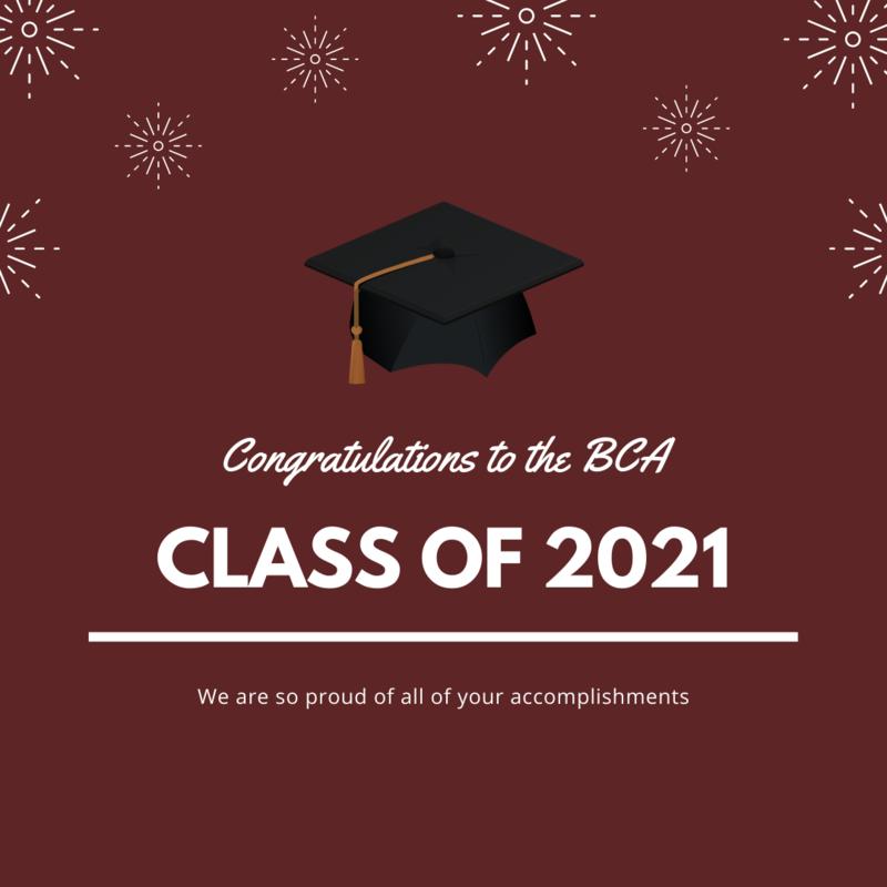 Class of 2021 Graduation Featured Photo