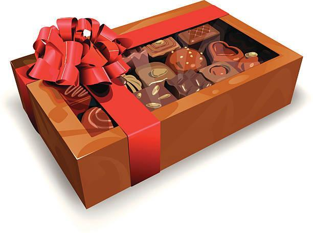 pic of box of chocolates