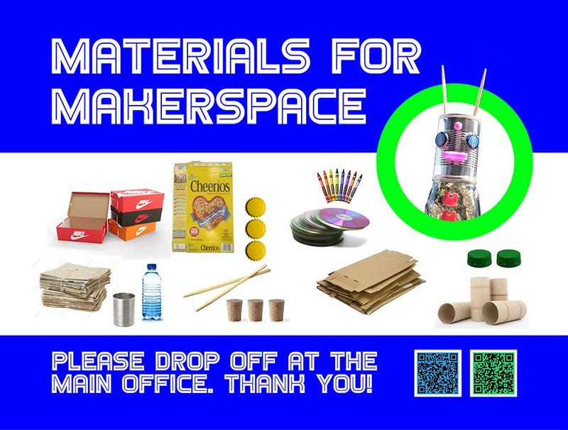 Makerspace Is Back! Thumbnail Image