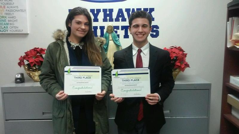 FBLA Students Soar in Competition Featured Photo