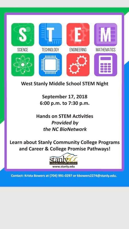 ATTENTION: STEM Night - POSTPONED until further notice. Featured Photo
