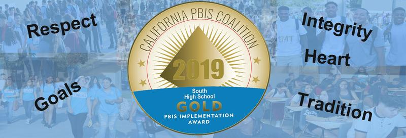 South High Receives Gold Recognition! Thumbnail Image