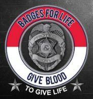 Badges for Life Blood Drive Featured Photo