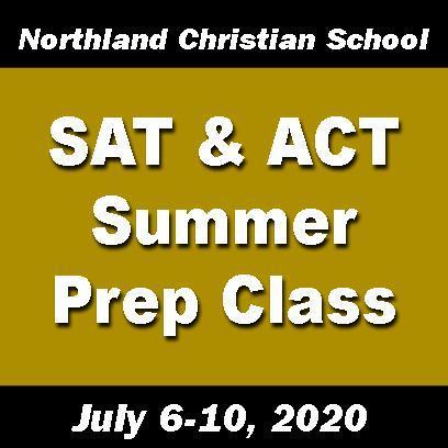 SAT/ACT Summer Prep