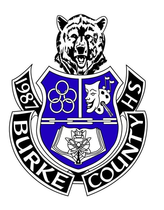 burke county high crest