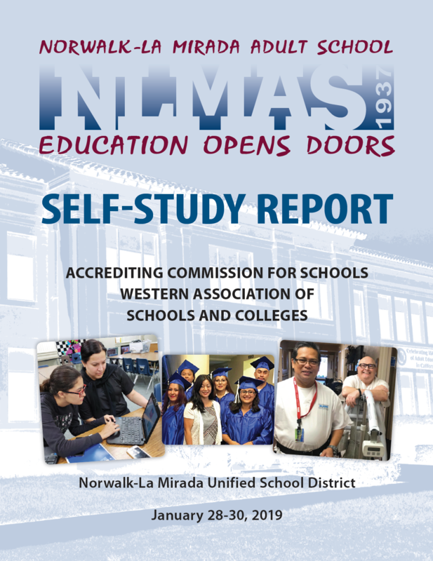 ACS WASC Self-Study Report! Featured Photo
