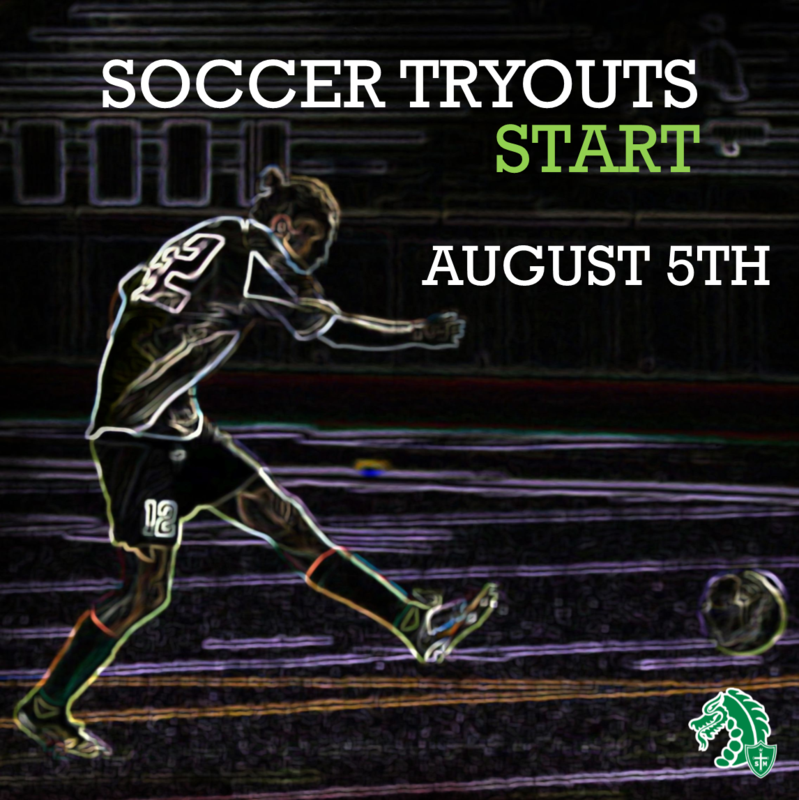 Soccer Tryouts Featured Photo