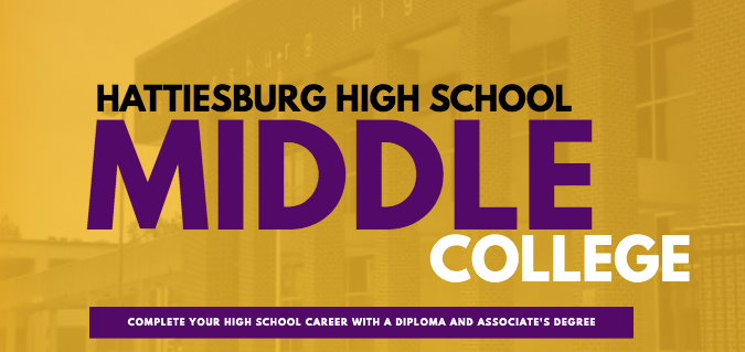 HHS is now taking applications for the Middle College Program Featured Photo