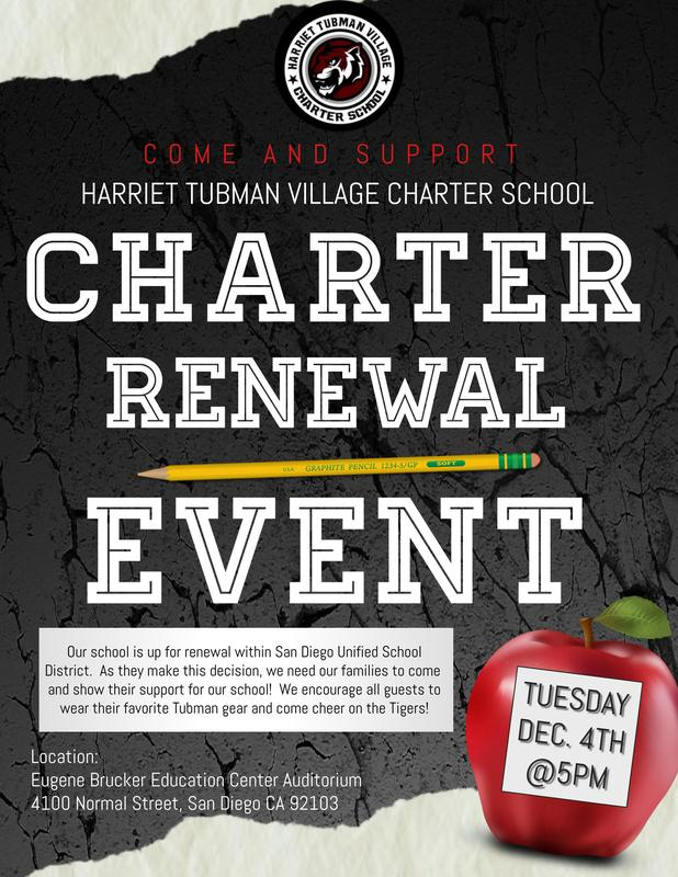 Charter Renewal Event Featured Photo