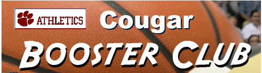 athletics cougar booster club