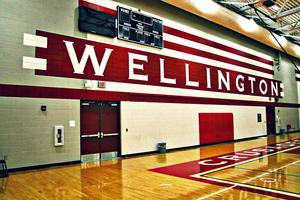 WHS Main Gymnasium