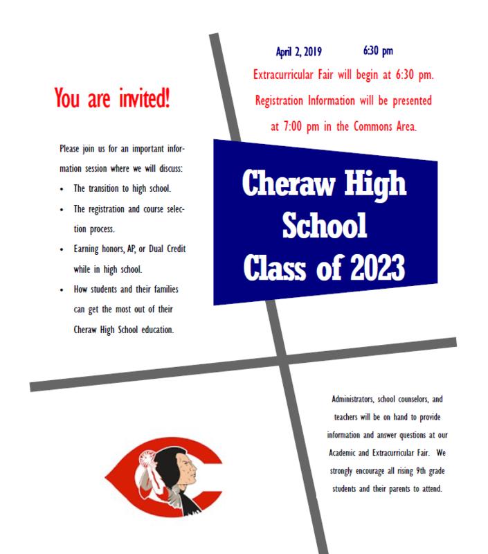 Cheraw High Class of 2023 Night Featured Photo