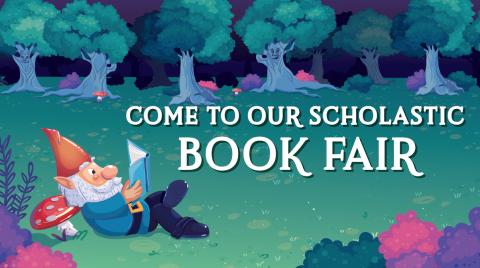 TES Scholastic Book Fair November 26th – 30th Featured Photo