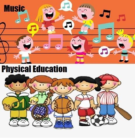 PE and Music Class Update Featured Photo