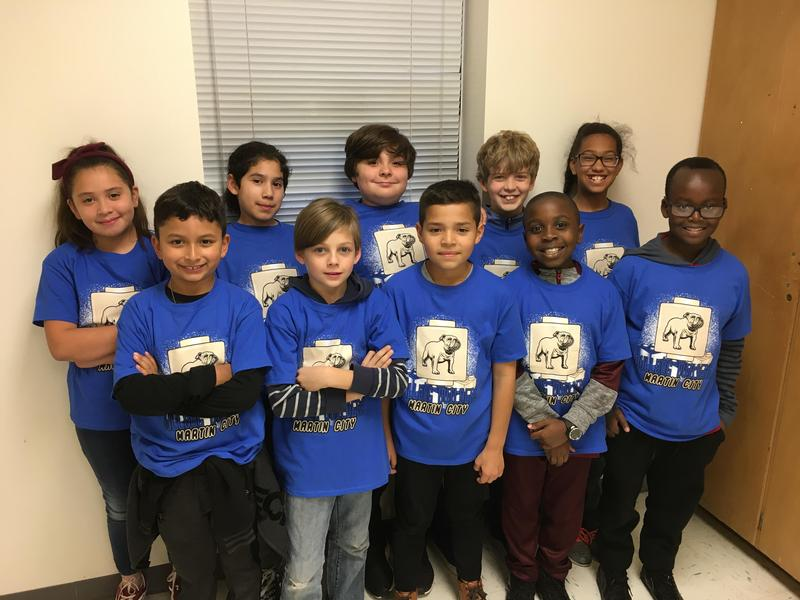 Martin City FIRST Lego League