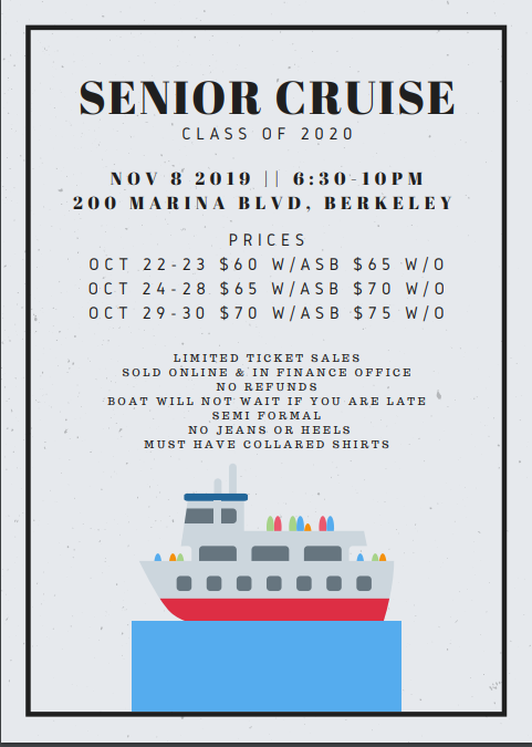 Senior Cruise Tickets on Sale Now Featured Photo