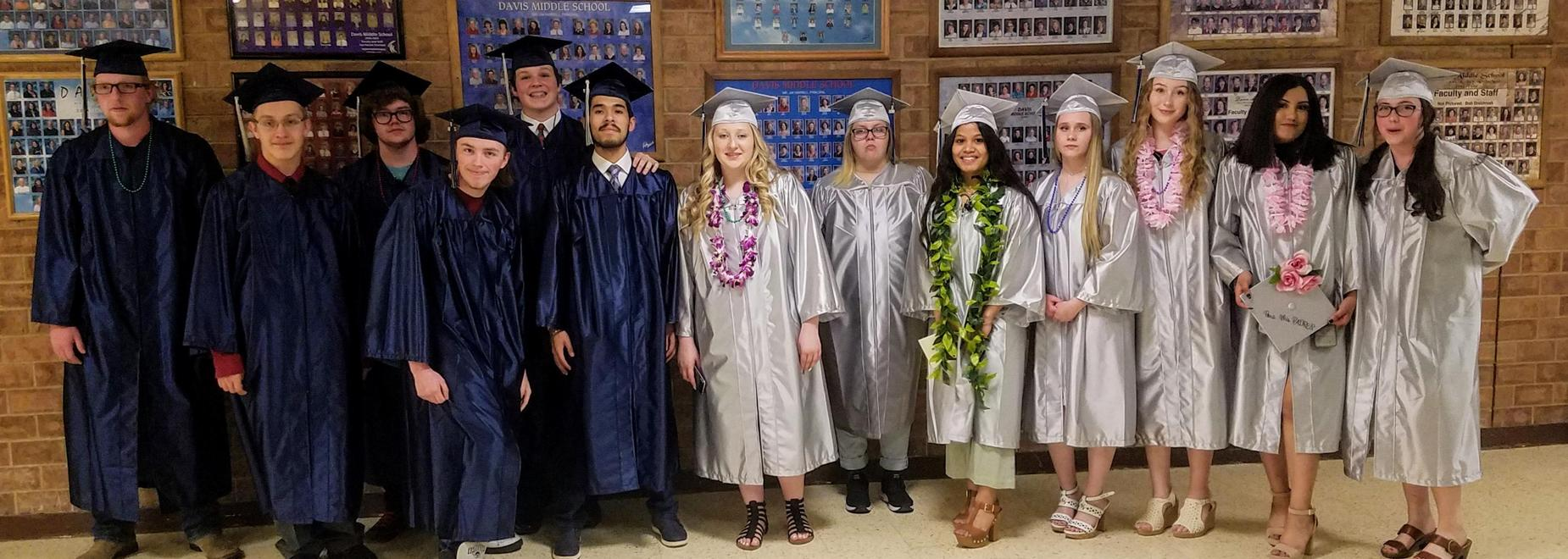 2019 HHS Graduates