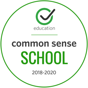 Common Sense Education School Badge