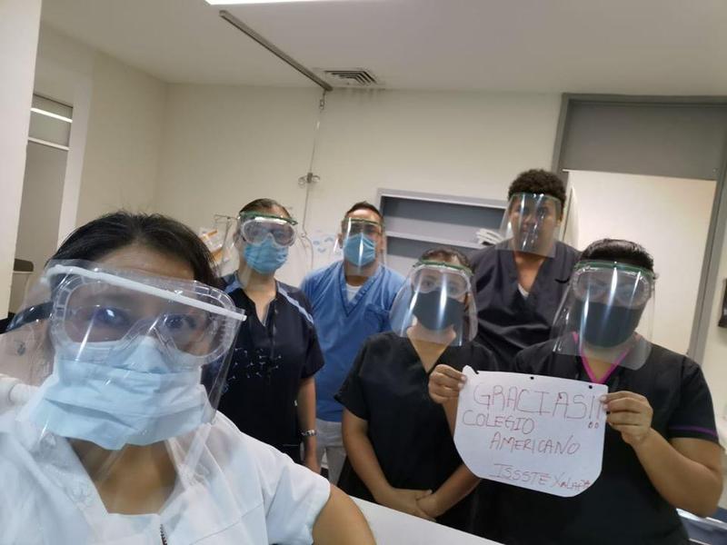 Campaña de Donación de Caretas para el personal médico de Salud por COVID-19 Featured Photo