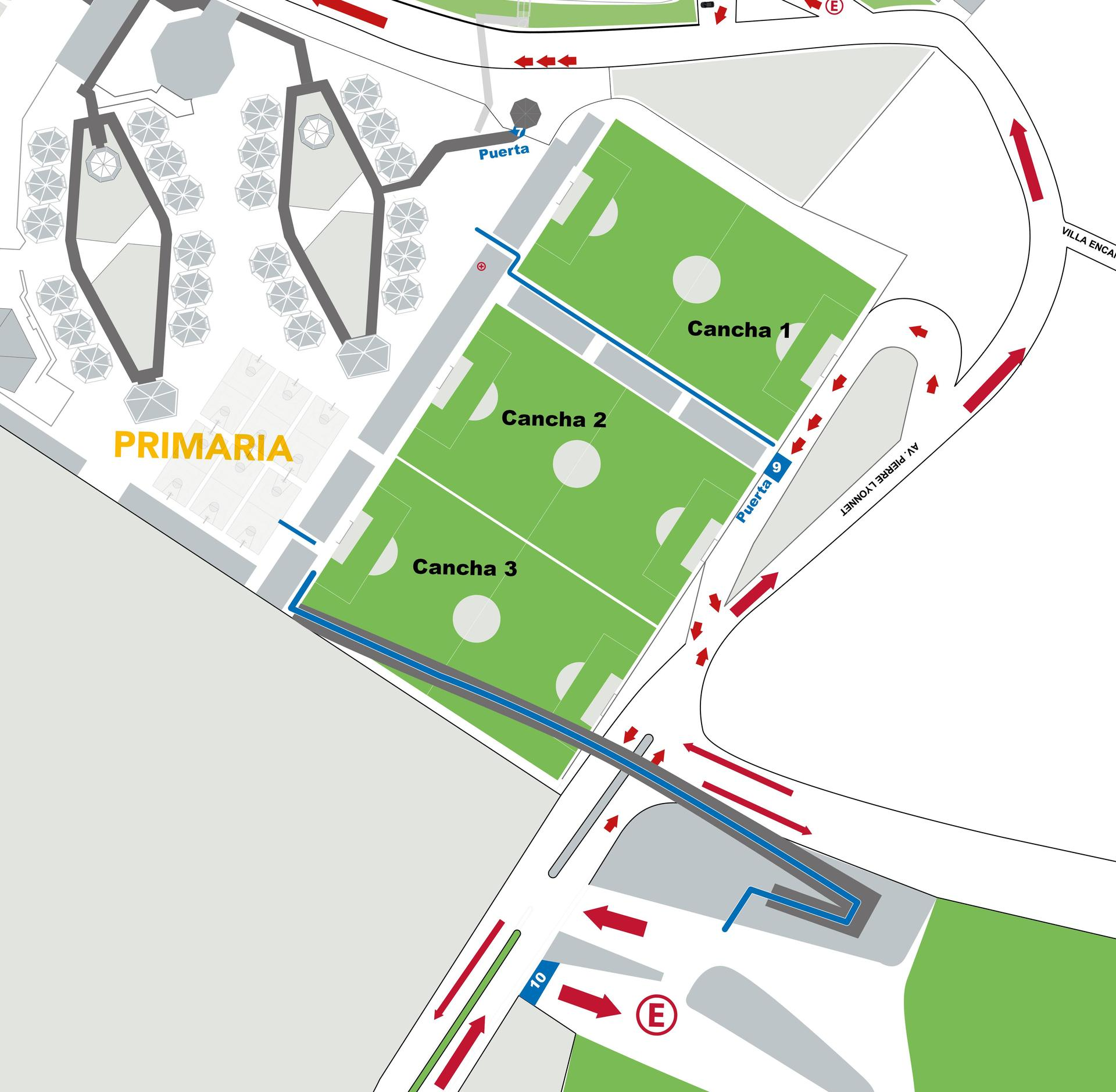 Mapa Primaria