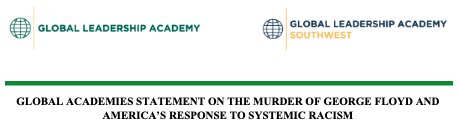 Global Academies Statement on the Murder of George Floyd and America's Response to Systemic Racism Featured Photo