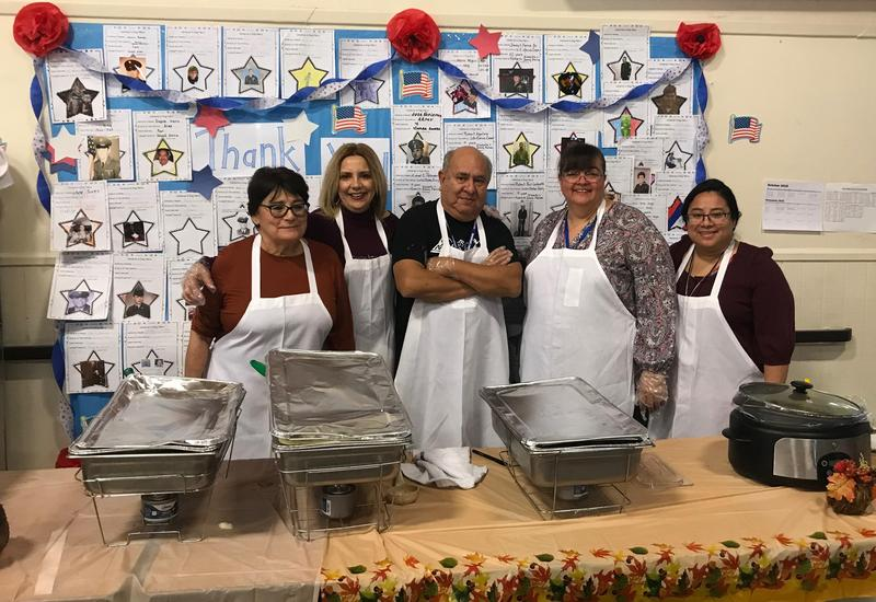PK - 4th Grade Thanksgiving Luncheon Featured Photo