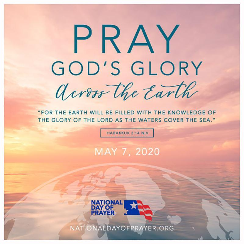 National Day (Week) of Prayer May 3-9,  2020 Featured Photo