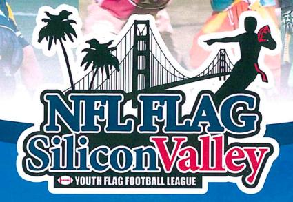 Silicon Valley Flag Football Logo