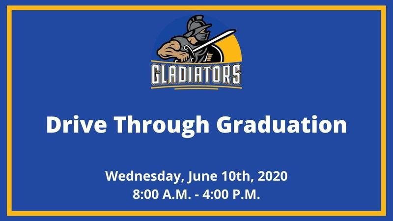 GHS Drive Through Graduation icon
