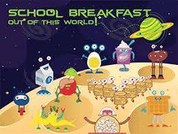 National School Breakfast Week graphic