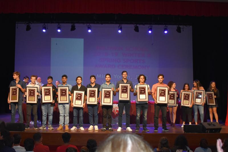 Athletic Awards Featured Photo