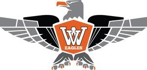 WVHS Eagle logo