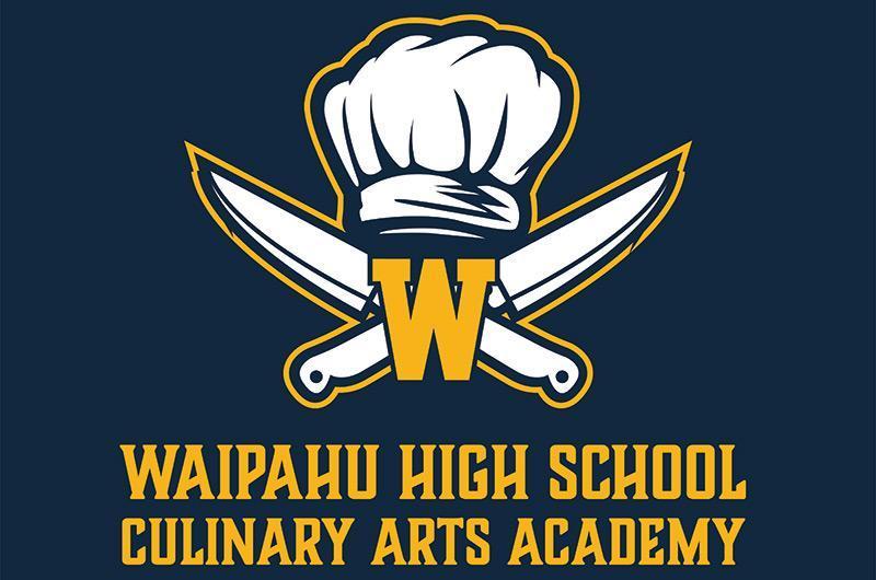 Waipahu High School Culinary Arts Logo