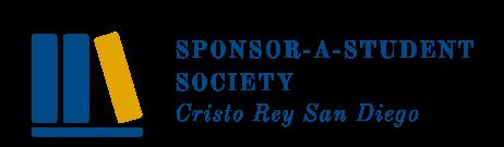 Sponsor a Student logo