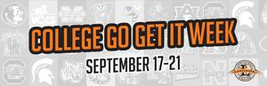 College Go Get It Week Banner 18