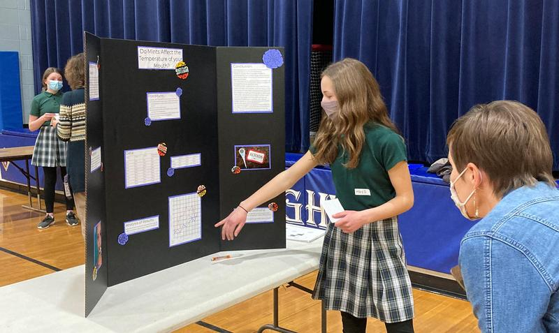 7th Grade Scientists Featured Photo