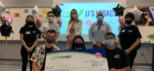 jj legacy winners