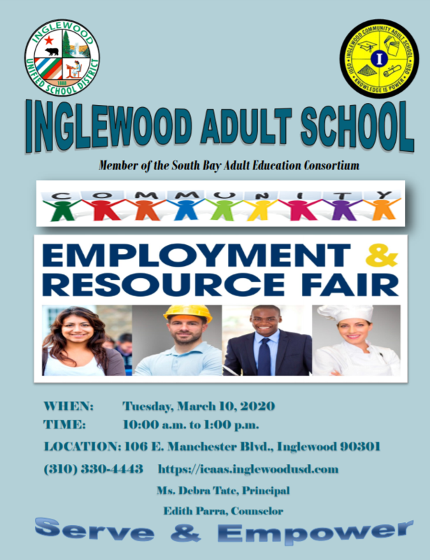 Job/Resource Fair