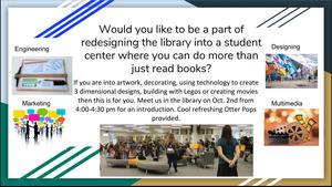 Redesigning the Library