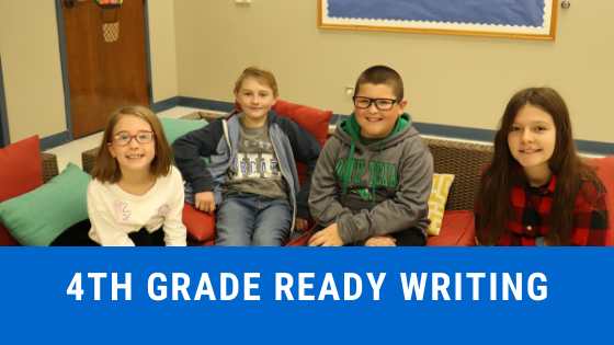 4th ready writing