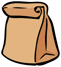 Brown Paper Bagged Lunch