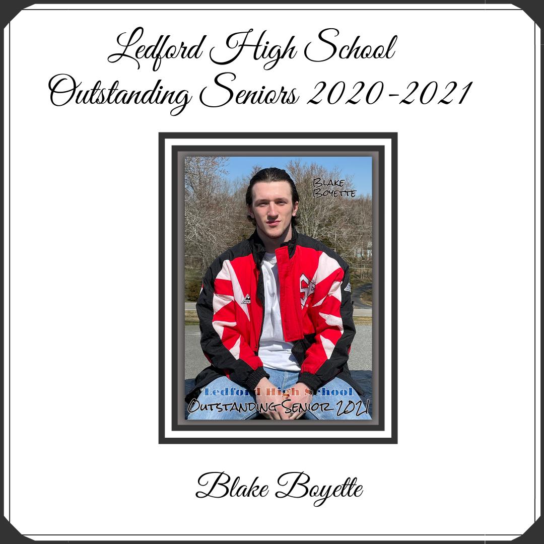 Blake Boyette