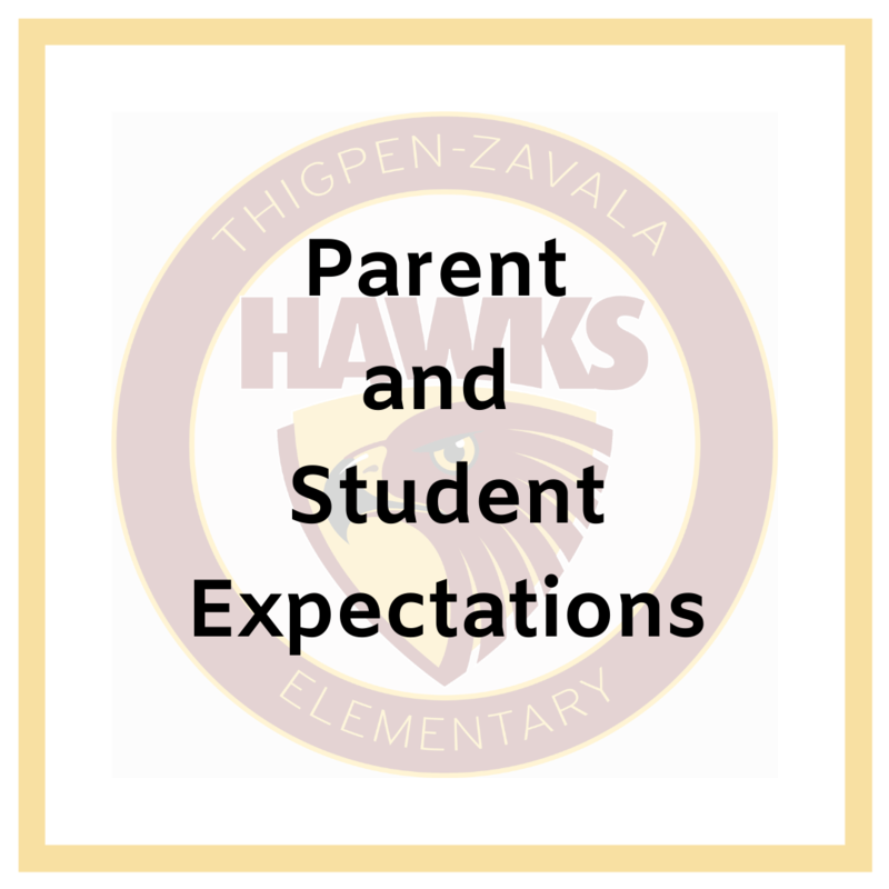 Expectativas para padres y estudiantes