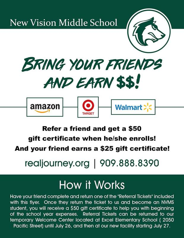 Refer a friend and get $$$ Featured Photo