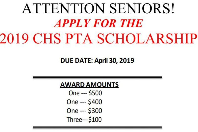 2019 PTSA Scholarship Featured Photo