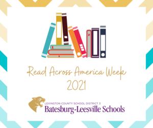 Lexington Three Students Celebrate Read Across America Week