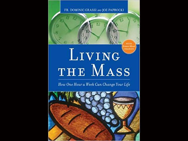 Living the Mass with Fr. Grassi - Join Us! Featured Photo