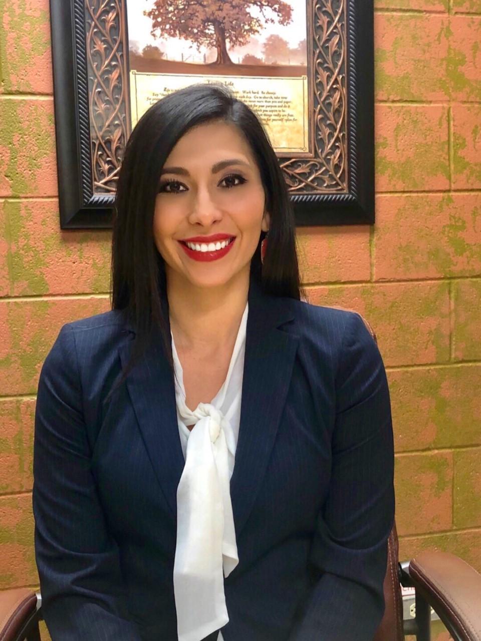 Pic of principal