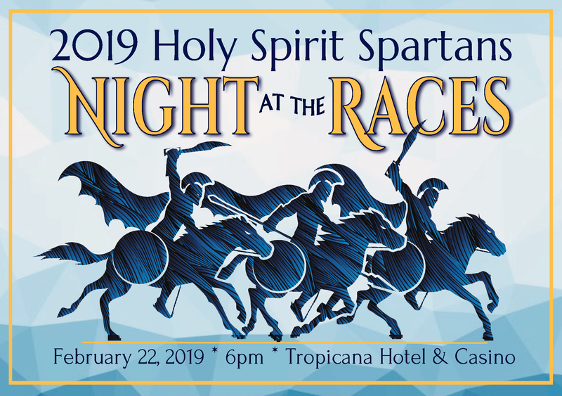 2019 Holy Spirit Spartans - Night at the Races! Featured Photo