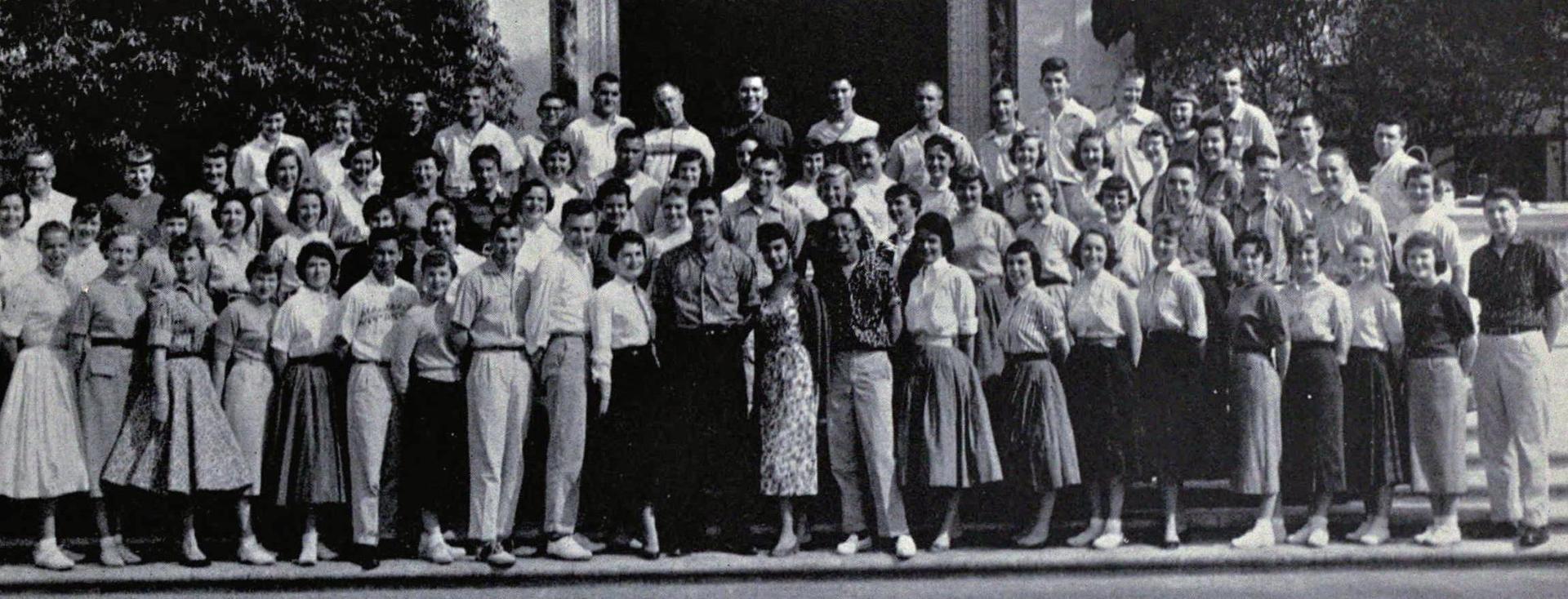 At USC 1956